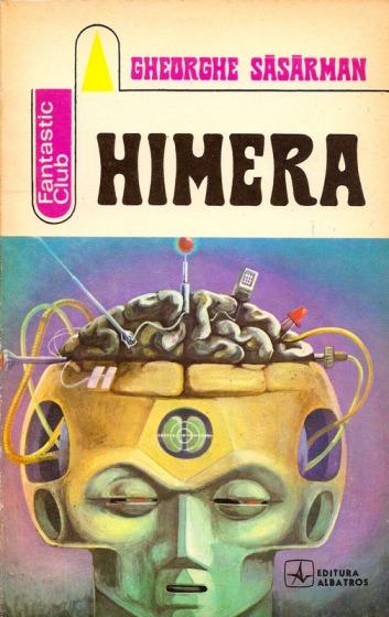 1979-Săsărman, Gheorghe - HIMERA (Ed. Albatros, Col. Fantastic Club)