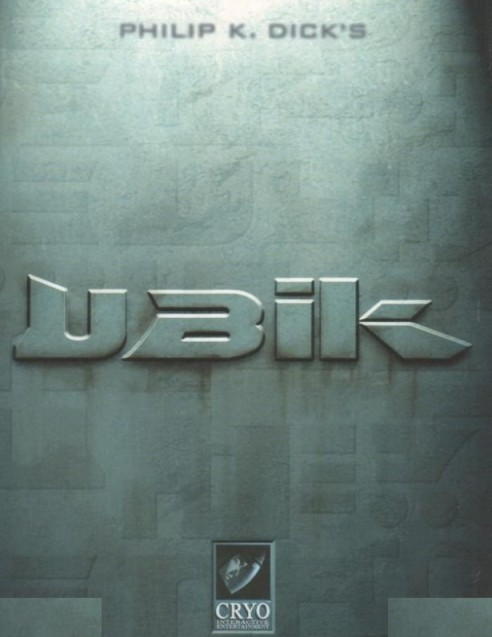 UBIK - PC Game from Cryo Interactive (1998)