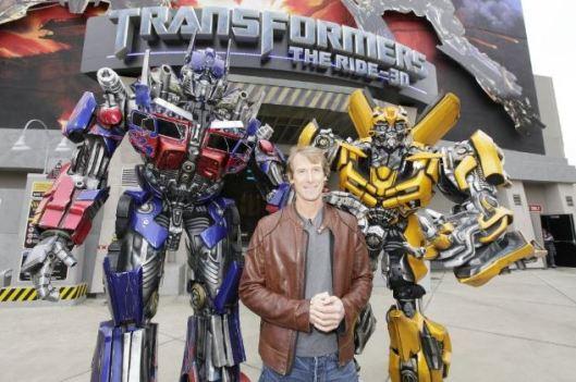 Foto 20 - Regizorul Michael Bay la lansarea Transformers 3